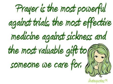 Pray 1