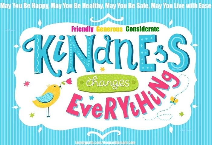Kindness 7