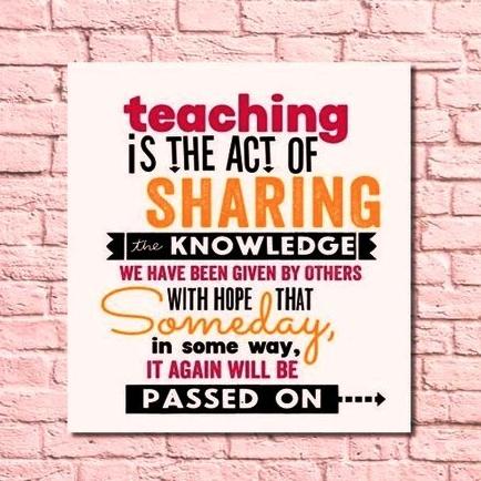 Teaching 1a
