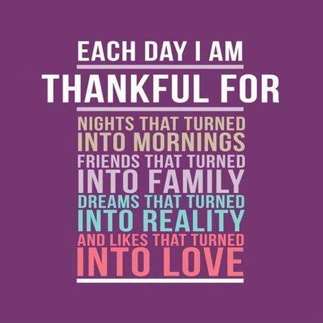 Thankful 9