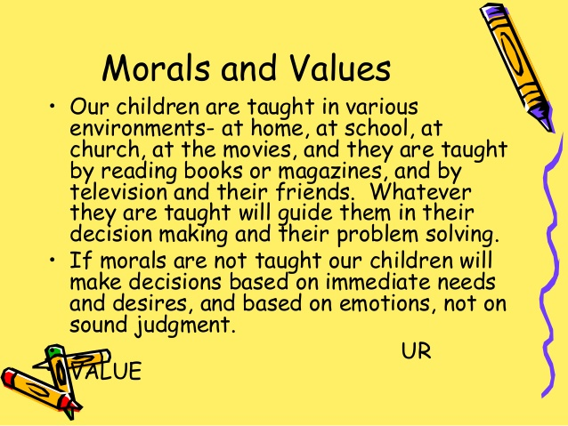 Moral 5