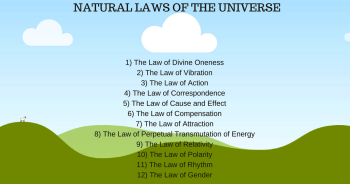 Laws 1