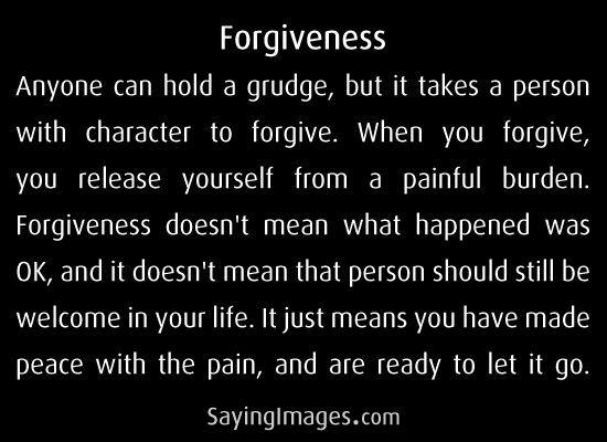 Forgive 10