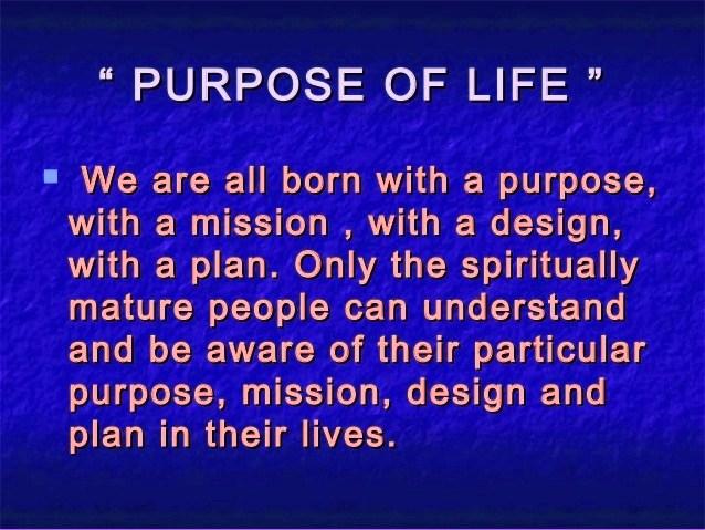 Purpose 2a