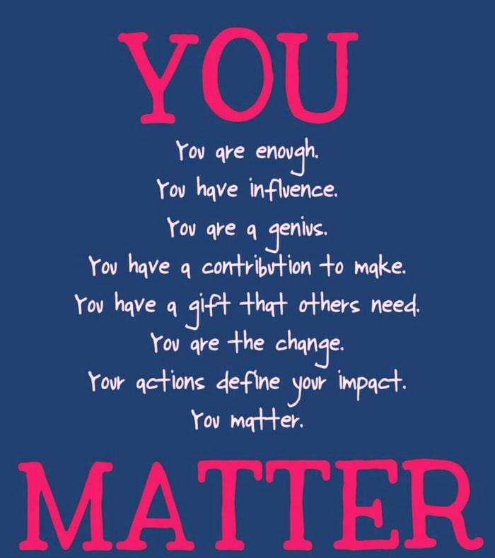 You Matter 1a