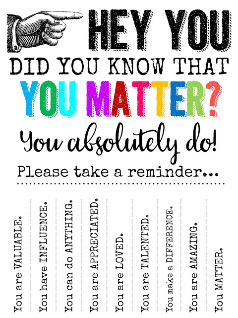 You Matter 5
