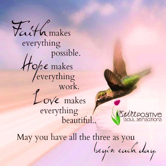 Faith 2a