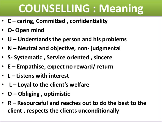 Counsel Meaning 1